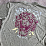 Born To Fight Tee
