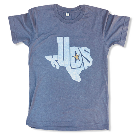 Texas Kilos Sueded Unisex Tee
