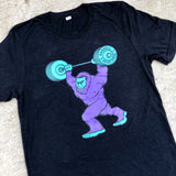 Hook Grip Harry Triblend Men's Tee