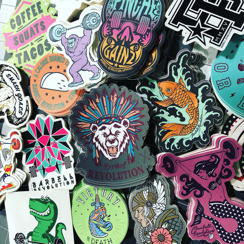 Sticker Packs (10)