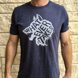 Whatever It Takes Men's Tee - Navy