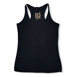 Weightlifting Woman Triblend Tank