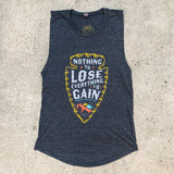 Nothing to Lose Ladies Muscle Tank