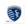 Sporting KC Decals, Magnets, Tattoos
