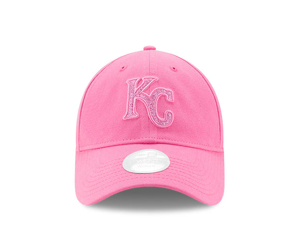 Kansas City Royals 2020 Women's 9TWENTY All Pink Adjustable Cap by New Era