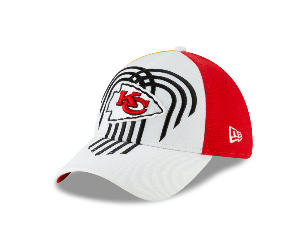 Kansas City Chiefs 2019 Draft 39THIRTY Hat by New Era