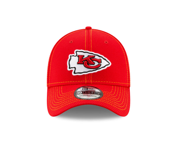 Kansas City Chiefs 2019 OFSL Red 39THIRTY Hat by New Era