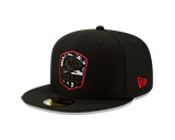 Kansas City Chiefs 2019 59FIFTY Salute to Service Black Hat by New Era