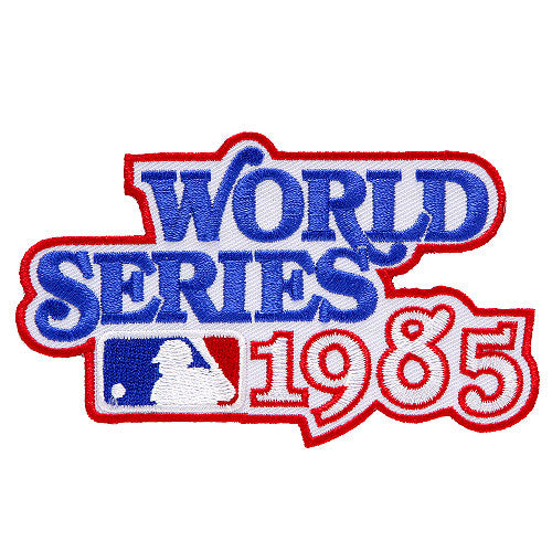Kansas City Royals 1985 World Series Commemorative Patch
