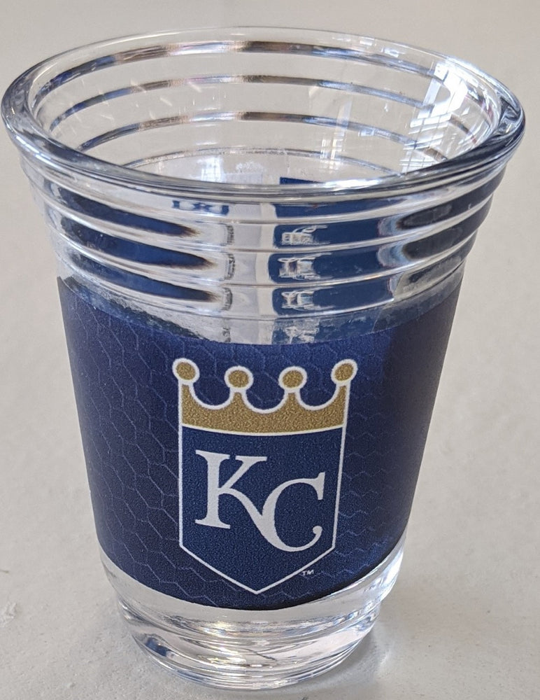 Kansas City Royals 2 oz. Shot Glass