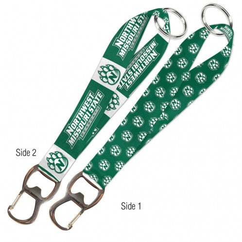 Northwest Missouri State Bottle Opener Key Ring by WinCraft