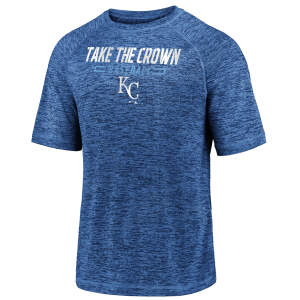 Kansas City Royals Deep Royal Nickname WordT-Shirt by Fanatics