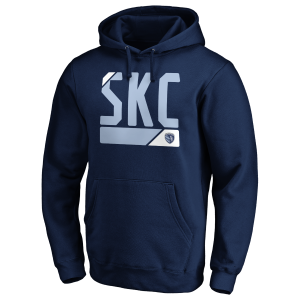 Sporting KC Iconic Fleece Tri Flag POH - by Fanatics