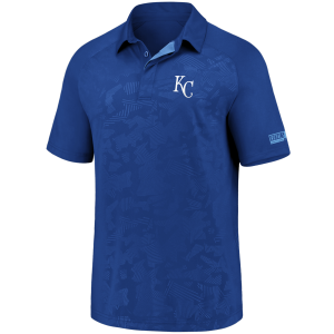 Kansas City Royals Iconic Defender Polo - by Fanatics