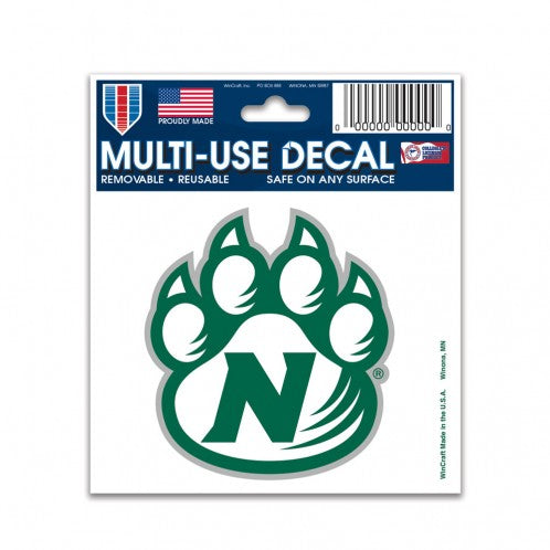 "Northwest Missouri State University Multi-Use Decal 3"" x 3"""