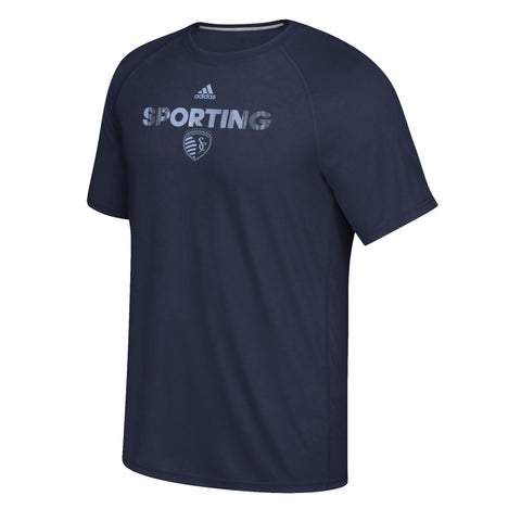 Sporting Kansas City War Paint Men's Ultimate T-Shirt by adidas
