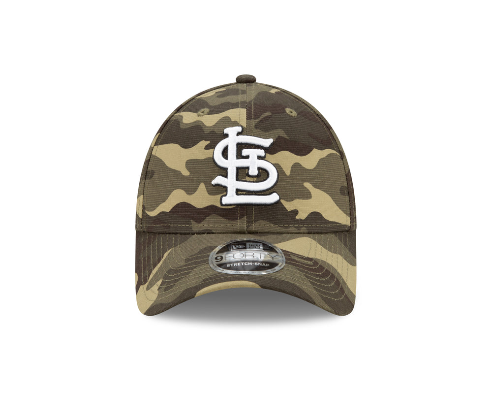 St. Louis Cardinals 2021 Armed Forces Day 9FORTY Hat - New Era