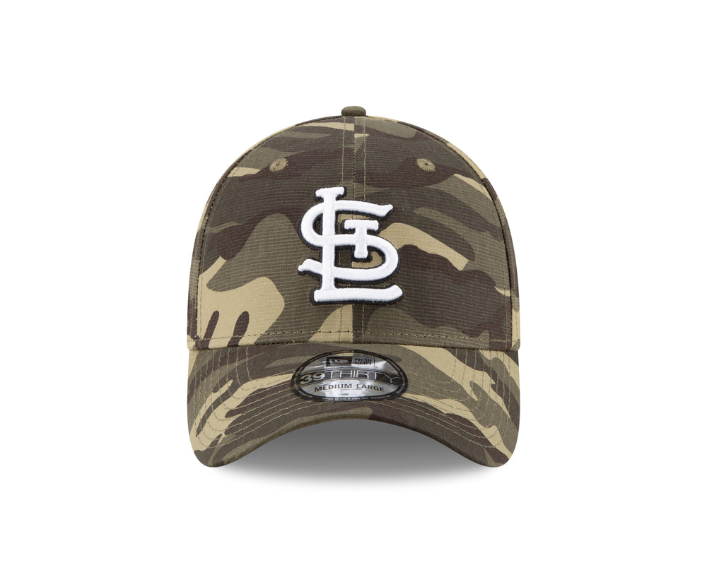 St. Louis Cardinals 2021 Armed Forces Day 39THIRTY Hat by New Era