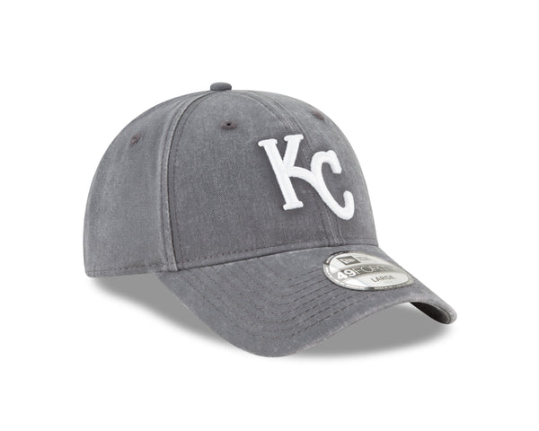 Kansas City Royals 2020 9FORTY Gray Hat by New Era
