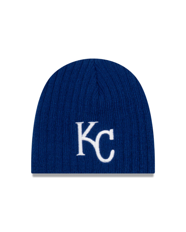 Kansas City Royals Infant 2020 Blue Mini Fan KNIT by New Era