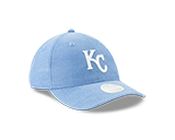 Kansas City Royals 9TWENTY Light Blue Adjustable Hat by New Era
