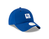 Kansas City Royals 9TWENTY Blue Adjustable Hat by New Era