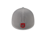 Kansas City Chiefs 2019 Youth 39Thirty With Red Arrowhead-Meshback Hat by New Era