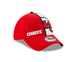 Kansas City Chiefs 2019 Youth 39THIRTY Hat by New Era