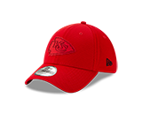 Kansas City Chiefs 2019 39THIRTY All Red Hat by New Era