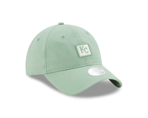 Kansas City Royals Women 2020 Adjustable 9TWENTY Green Hat by New Era
