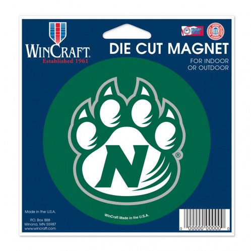 "Northwest Missouri State University Metal Magnet 5.5"" x 5.5"""