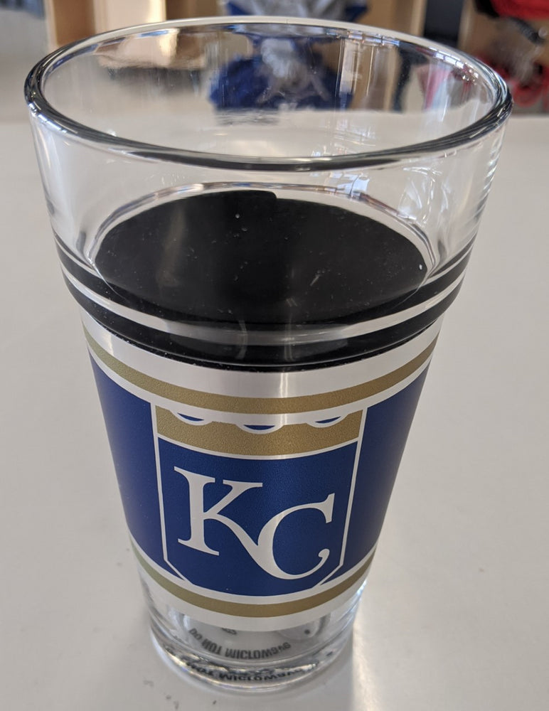 Kansas City Royals 16oz. LOGO Pint Glass