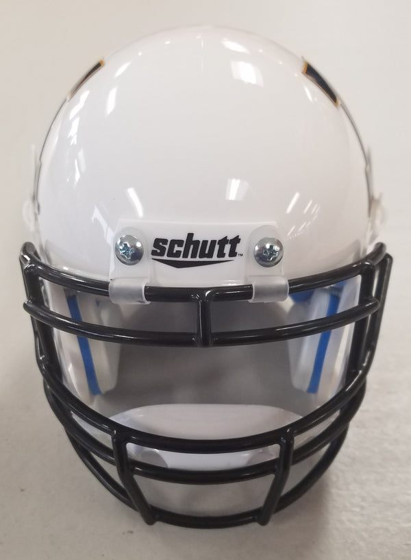 Missouri Tigers All White Block M Mini Helmet by Schutt