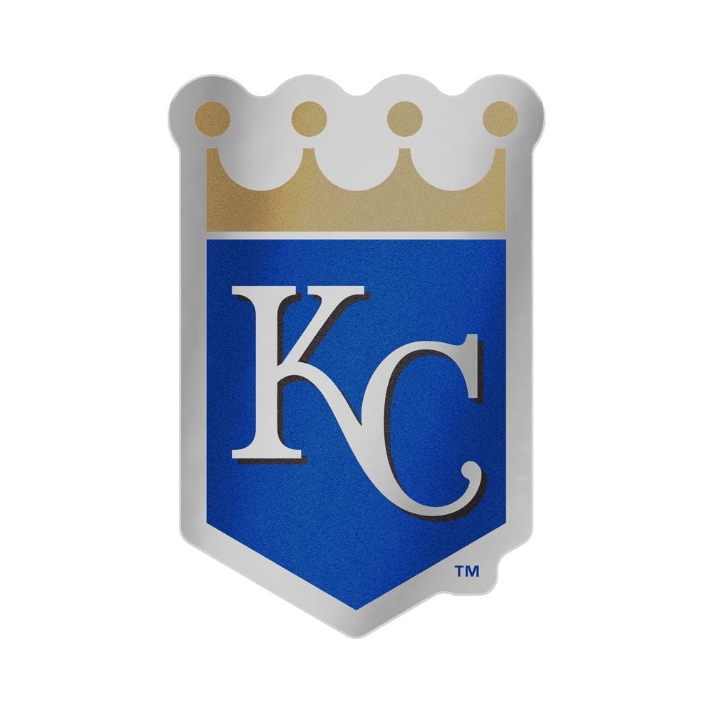 Kansas City Royals Auto Badge Decal
