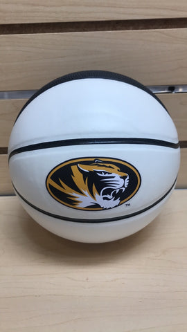 Missouri Tigers Mini Autograph Basketball