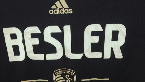 Sporting Kansas City Matt Besler Kids climalite T-Shirt by adidas