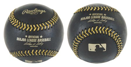 Black Rawlings Official Major League Baseball