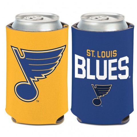 St. Louis Blues Can Cooler 12 oz.