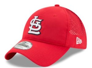 St. Louis Cardinals Perf Pivot 2 Adjustable 9FORTY Hat by New Era