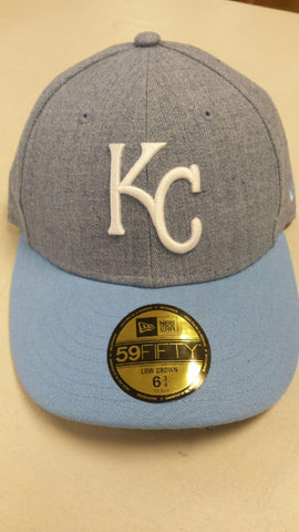 Kansas City Royals Change Up Low Crown 59FIFTY Fitted Hat by New Era