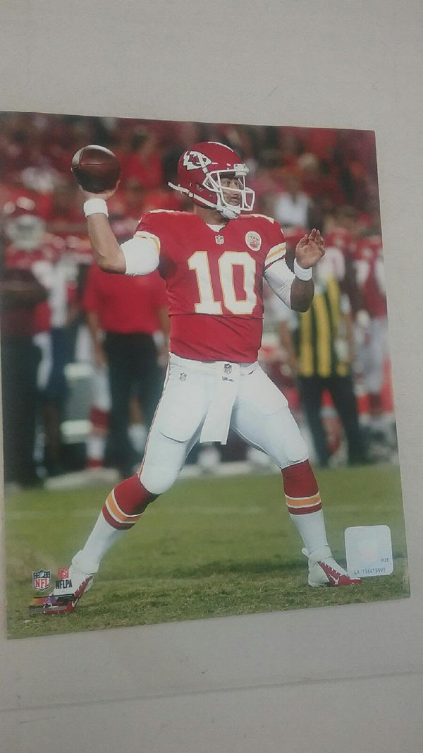 "Kansas City Chiefs Chase Daniel Glossy 8""x10"" Photo"