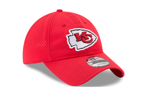 Kansas City Chiefs 2017 Training Camp 9TWENTY Adjustable Hat by New Era
