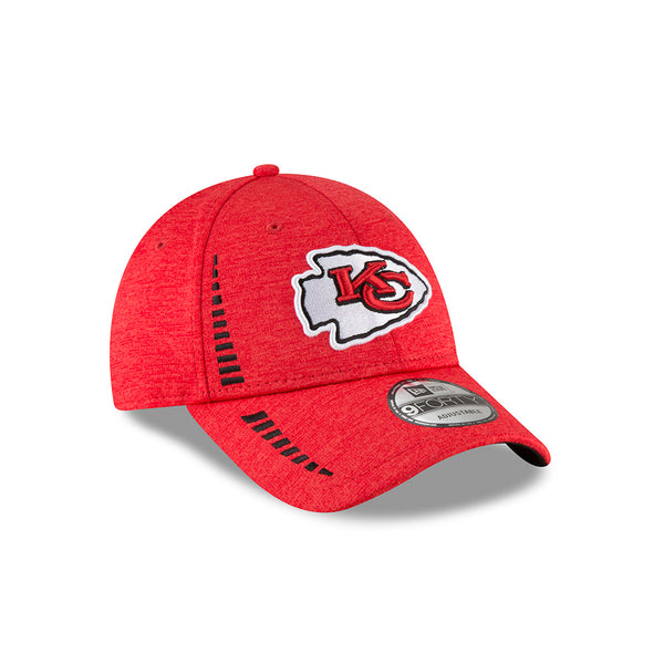 Kansas City Chiefs Adjustable 9FORTY NE Speed STH Hat by New Era
