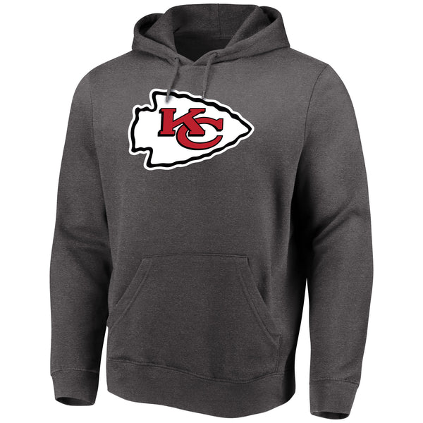 Kansas City Chiefs Perfect Play Hooded Sweatshirt by Majestic