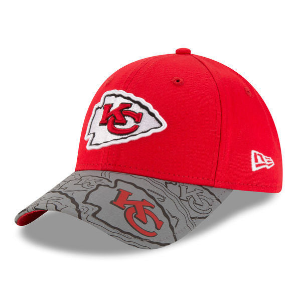 Kansas City Chiefs Youth Reflect Fuse 9FORTY Adjustable Hat by New Era