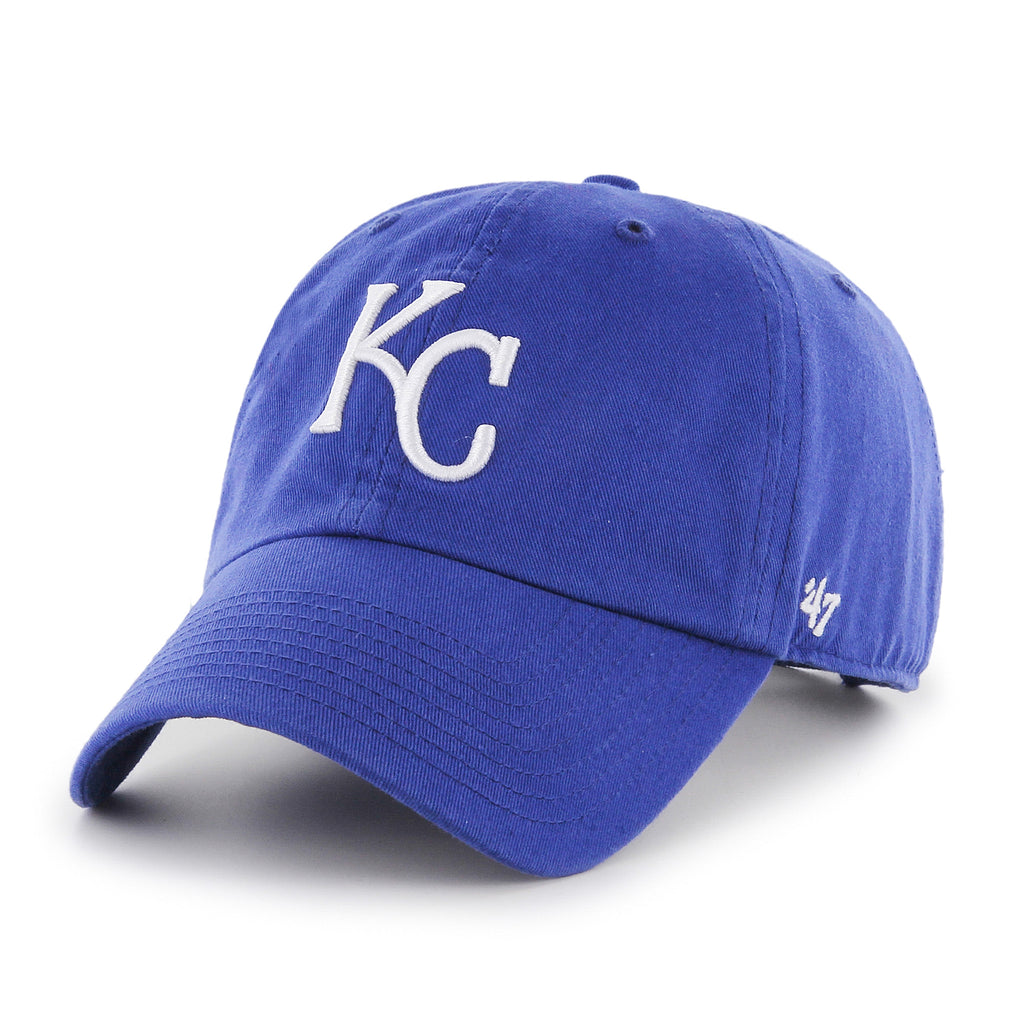 Kansas City Royals Adjustable Clean Up Hat by