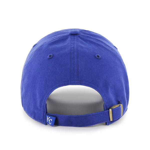 Kansas City Royals Adjustable Clean Up Hat by '47 Brand