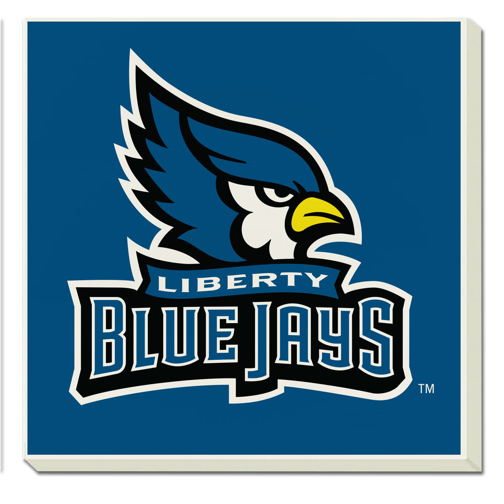 Liberty Blue Jays 2 Pack Absorbent TerraCoaster Coasters