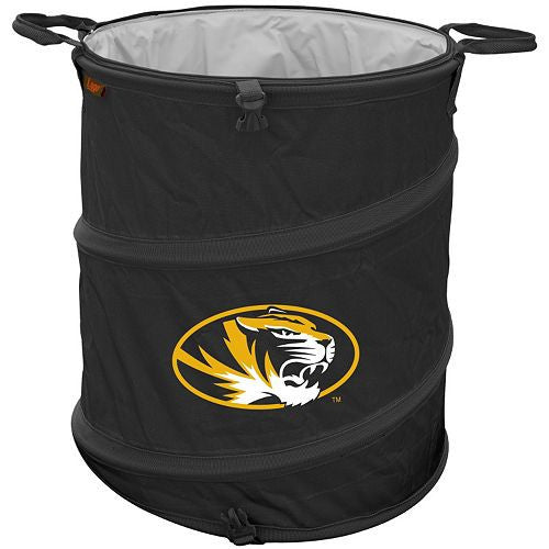 Missouri Tigers Collapsible Cooler by Logo Chair