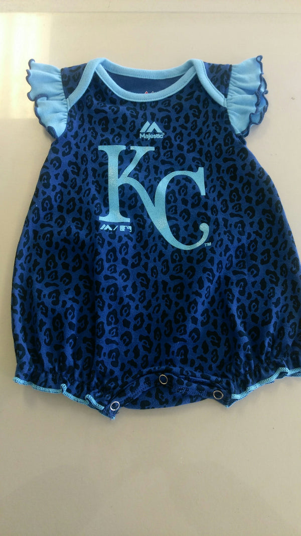 Kansas City Royals Team Sparkle Creeper by Outerstuff